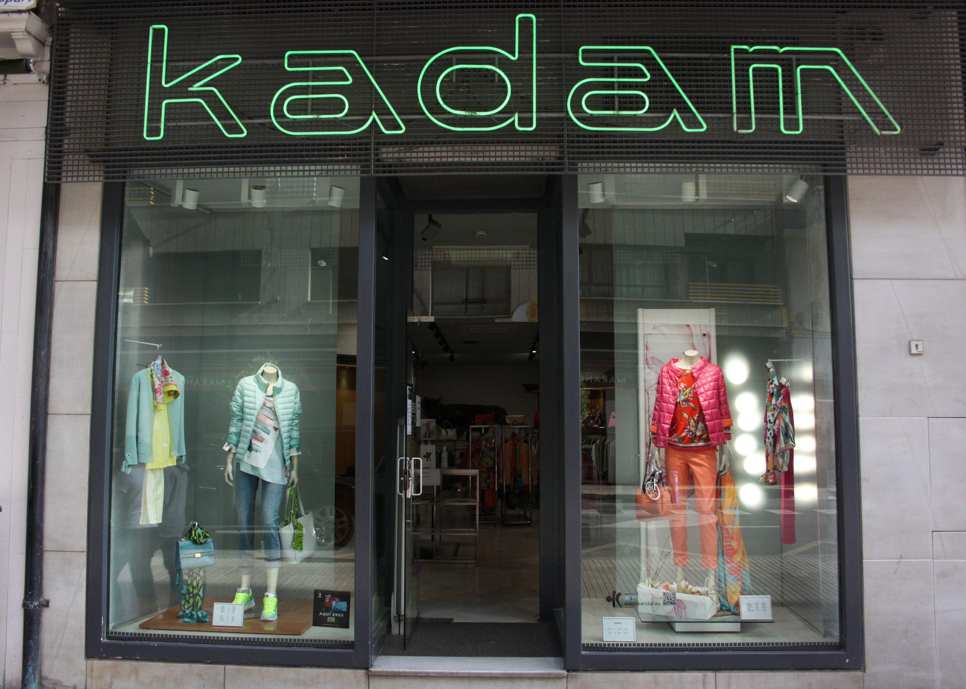 Kadam - Tienda de moda mujer en Vitoria